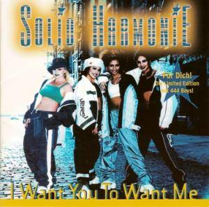 Cover - Solid HarmoniE: I Want You To Want Me