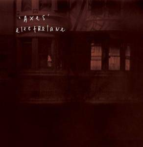 Cover - Electrelane: Axes