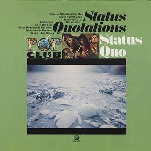 Status Quo: Status Quotations - Cover