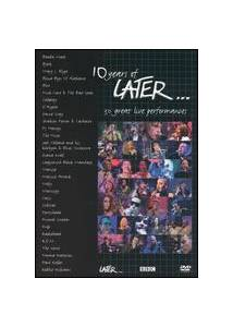 Cover - Coldplay: 10 Years Of Later... With Jools Holland