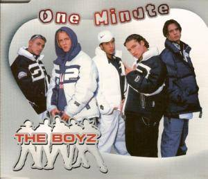 Cover - Boyz, The: One Minute
