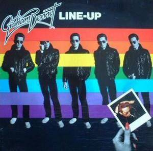 Graham Bonnet: Line-Up - Cover