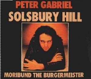 Peter Gabriel: Solsbury Hill - Cover
