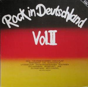 Rock In Deutschland Vol. II - Cover