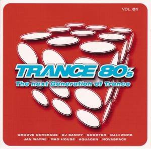 Cover - Eva Luna: Trance 80s Vol. 01
