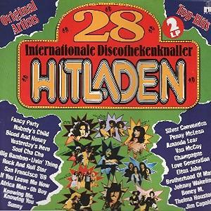 Hitladen - 28 Internationale Discothekenknaller - Cover