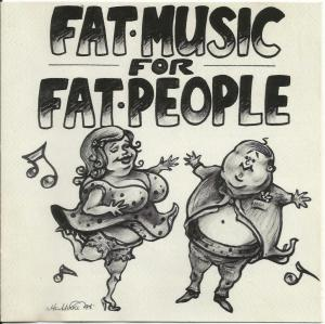 Fat Music For Fat People - Cover