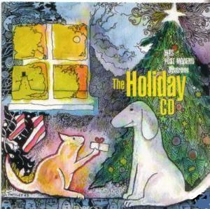 Hits - HT 031 - The Holiday CD - Cover