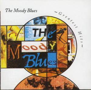 The Moody Blues: Greatest Hits - Cover