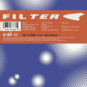 Filter: Title Of Record (CD) - Bild 1