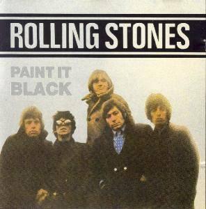 The rolling stones paint it black cd 1990 compilation for The rolling stones paint it black