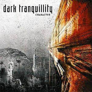 Dark Tranquillity: Character - Cover