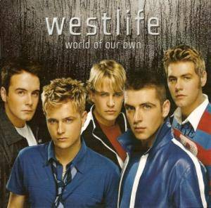 Cover - Westlife: World Of Our Own