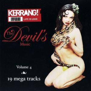 Devil's Music Volume 4, The - Cover