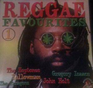 Cover - Crucial Vibes: Reggae Favourites Vol. 1