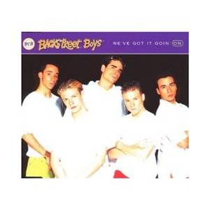 Backstreet Boys: We've Got It Goin' On (Single-CD) - Bild 1