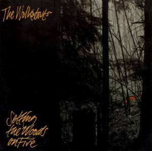 Cover - Walkabouts, The: Setting The Woods On Fire