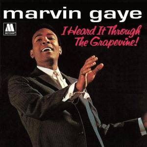 Cover - Marvin Gaye: I Heard It Through The Grapevine