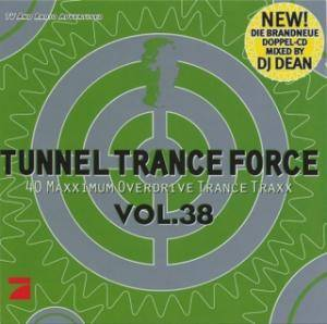Cover - Lemond Pascal: Tunnel Trance Force Vol. 38