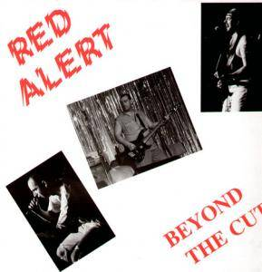 Cover - Red Alert: Beyond The Cut