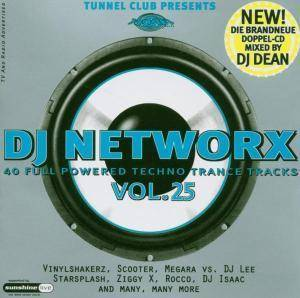 Cover - Angel Beats: DJ Networx Vol. 25