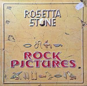 Cover - Rosetta Stone: Rock Pictures