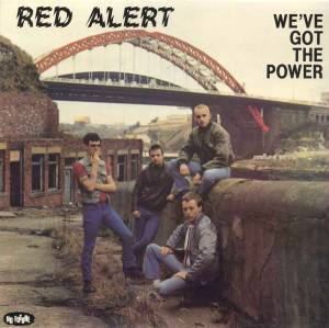 Cover - Red Alert: We've Got The Power
