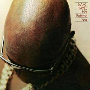 Isaac Hayes: Hot Buttered Soul - Cover
