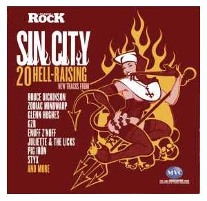 Classic Rock 081 - Sin City - Cover