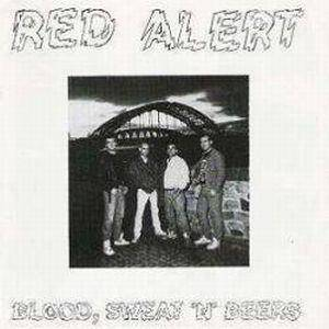 Cover - Red Alert: Blood, Sweat 'n' Beers