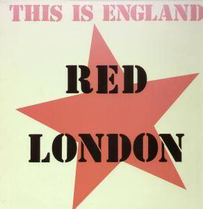 Cover - Red London: This Is England