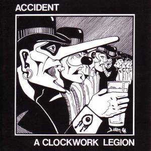 Cover - Major Accident: Clockwork Legion, A