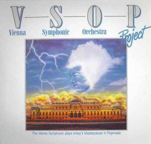 Vienna Symphonic Orchestra Project: V S O P - Cover