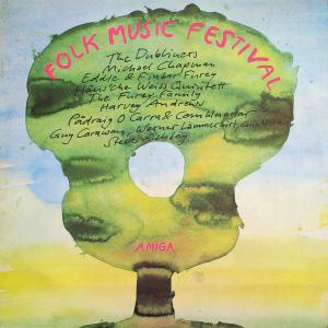 Folk Music Festival - Cover