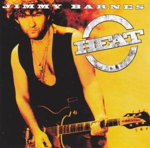 Jimmy Barnes: Heat - Cover