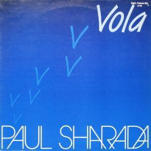 Cover - Paul Sharada: Vola