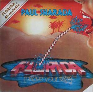 Cover - Paul Sharada: Florida (Move Your Feet)