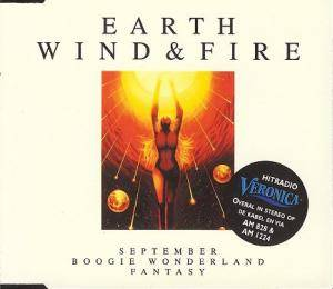 Earth, Wind & Fire: September - Cover