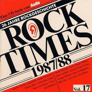 Rock Times Vol. 17 - 1987/88 - Cover