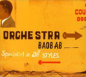 Cover - Orchestra Baobab: Specialist In All Styles
