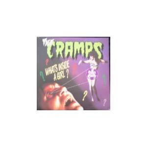 The Cramps: What's Inside A Girl? - Cover