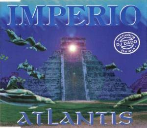 Cover - Imperio: Atlantis