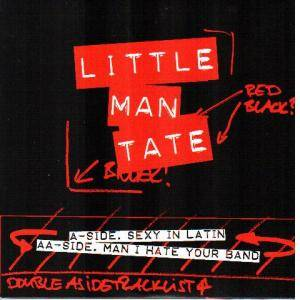 Cover - Little Man Tate: Sexy In Latin