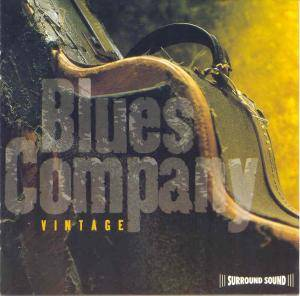 Cover - Blues Company: Vintage