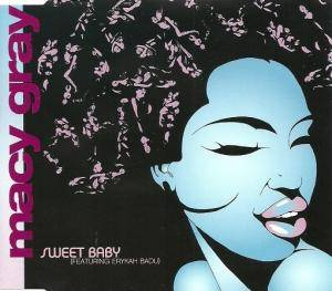 Macy Gray: Sweet Baby - Cover