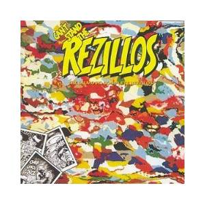 The Rezillos: Can't Stand The Rezillos - Cover