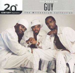 Cover - Guy: 20th Century Masters- The Millennium Collection: The Best Of Guy