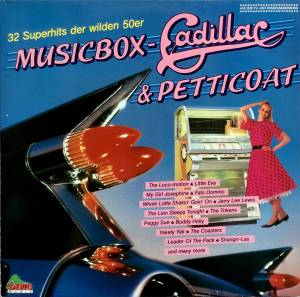 Cover - Tornados, The: Musicbox - Cadillac & Petticoat