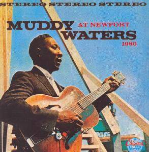 Muddy Waters: At Newport 1960 - Cover