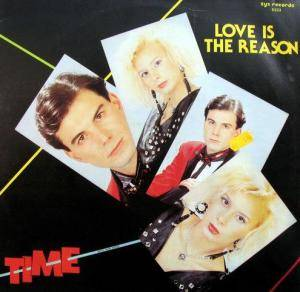 Cover - Time: Love Is The Reason